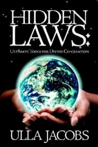 Hidden Laws: Ultimate Tools for Divine Co-creation, book cover